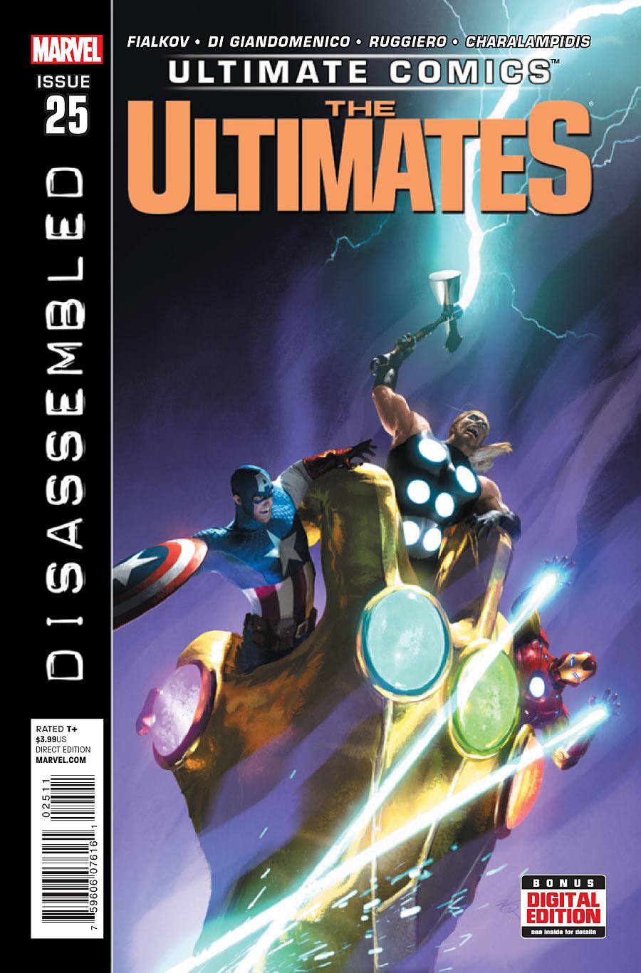 Ultimate Comics: The Ultimates #25