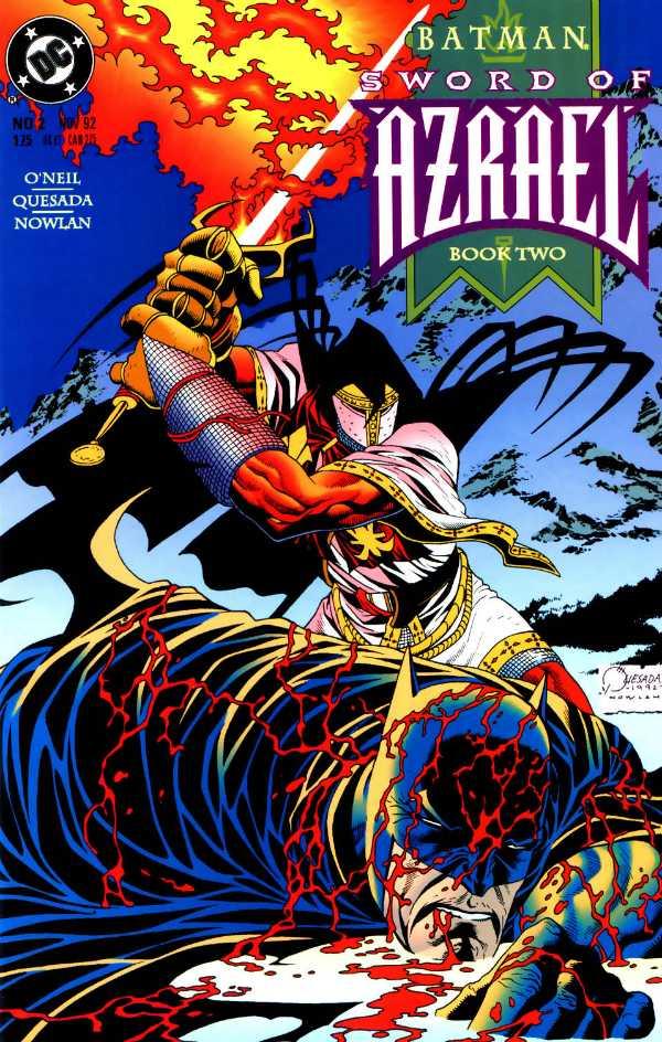 Batman: Sword of Azrael #2