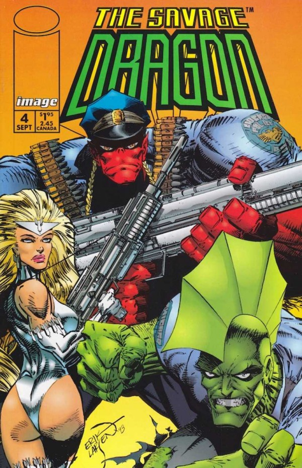 Savage Dragon #4