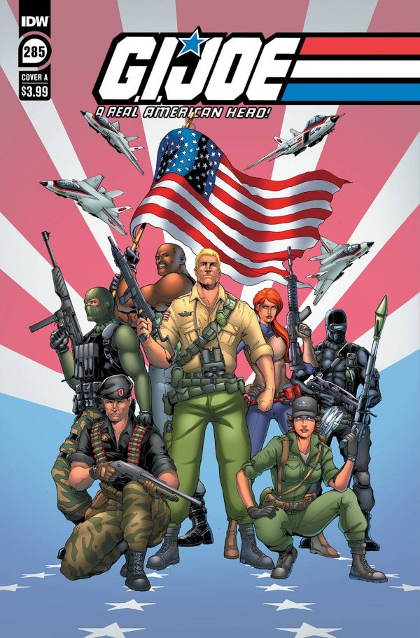 G.I. Joe: A Real American Hero #285