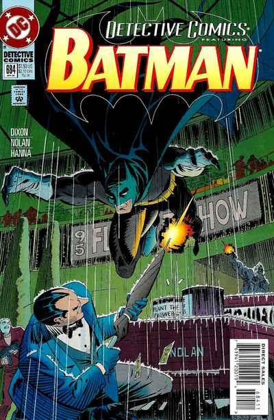 Detective Comics #684