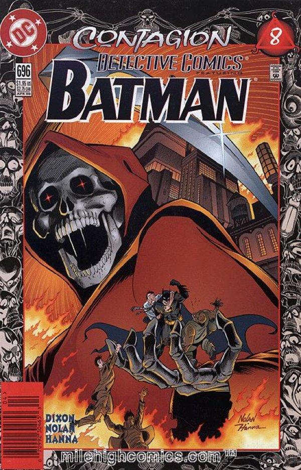 Detective Comics #696