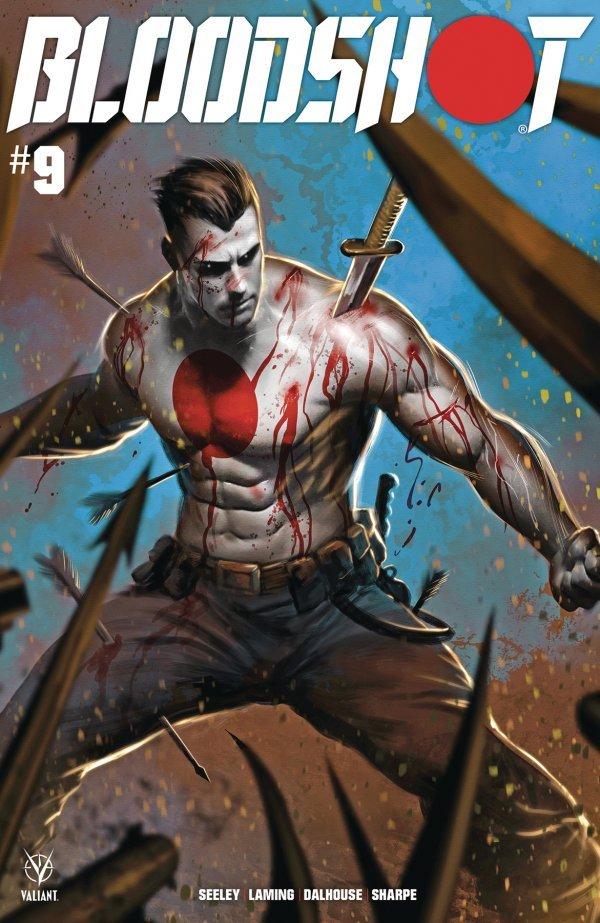 Bloodshot #9