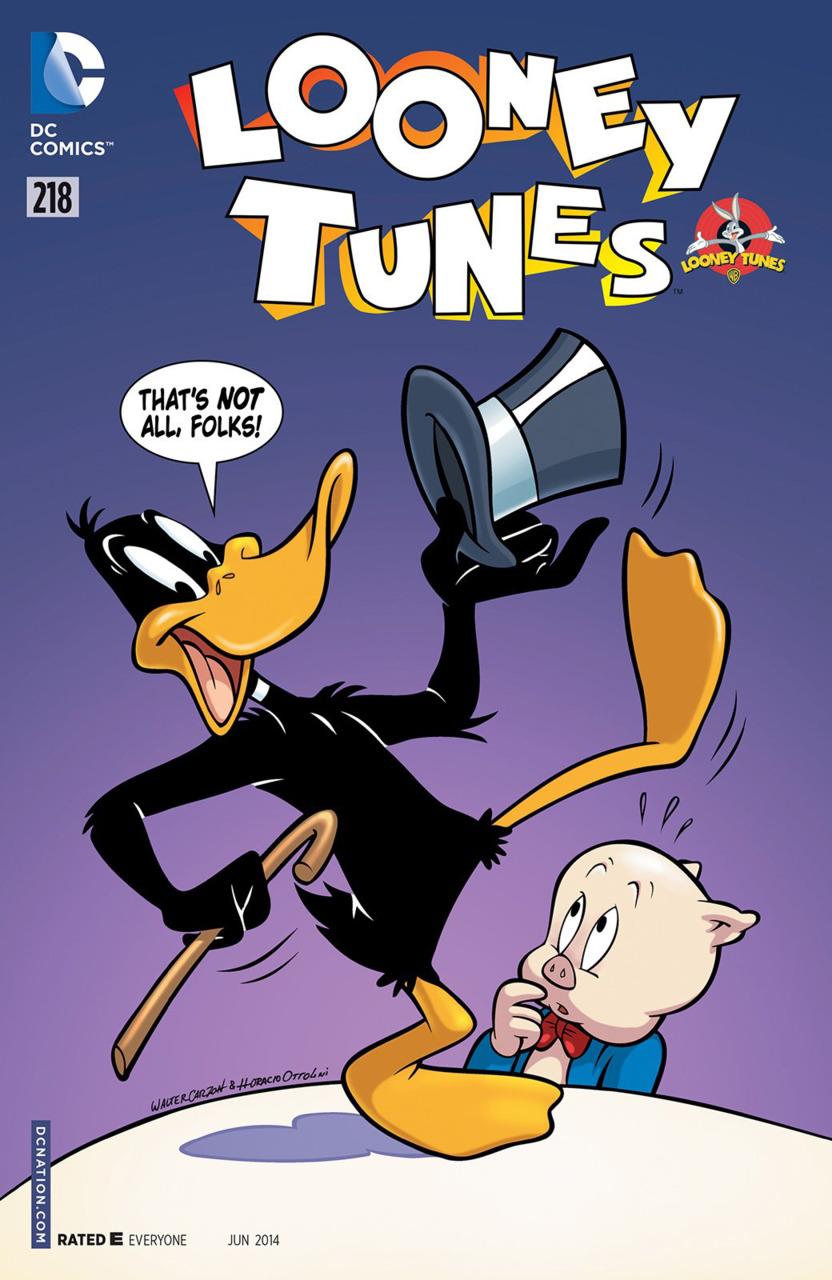 Looney Tunes #218