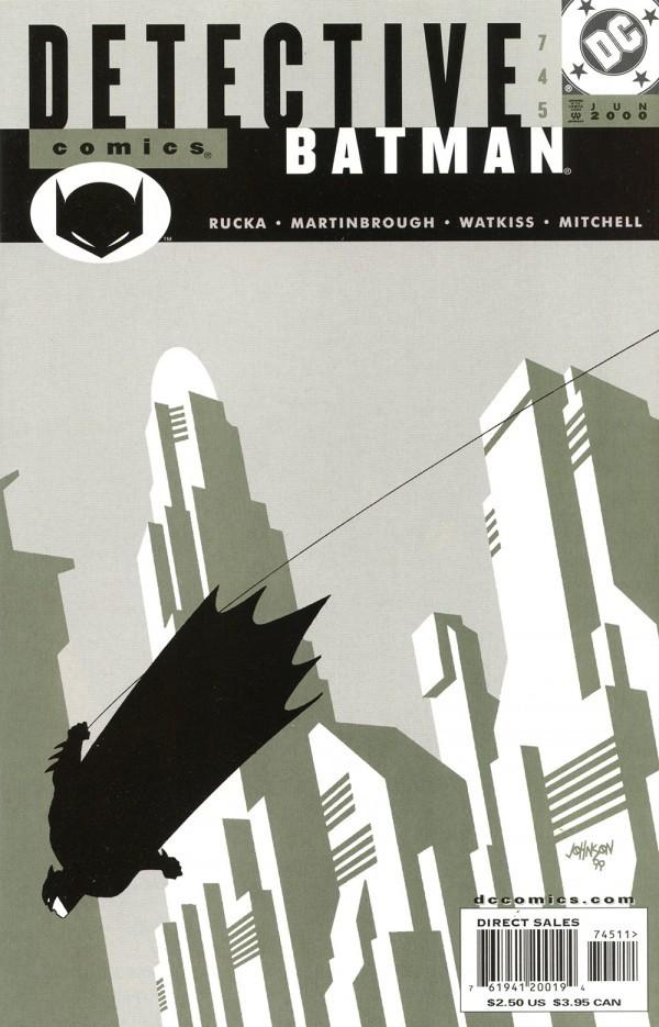 Detective Comics #745