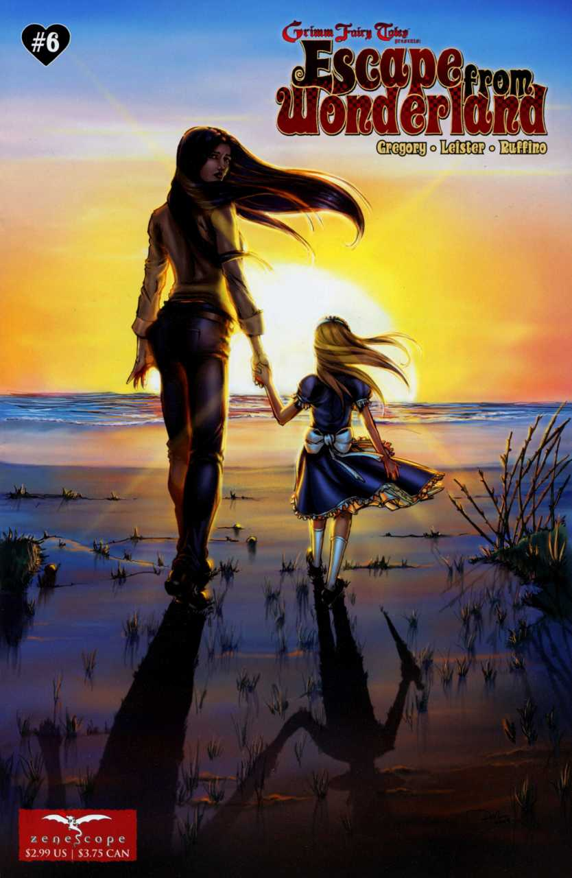 Grimm Fairy Tales Presents Escape from Wonderland #6