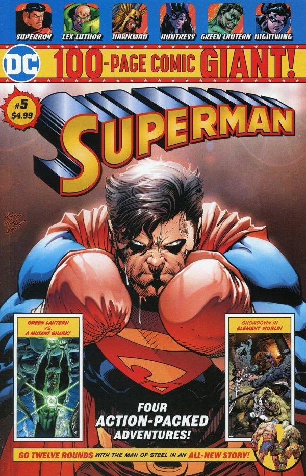 Superman Giant #5