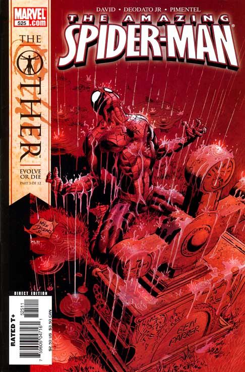 The Amazing Spider-Man #525