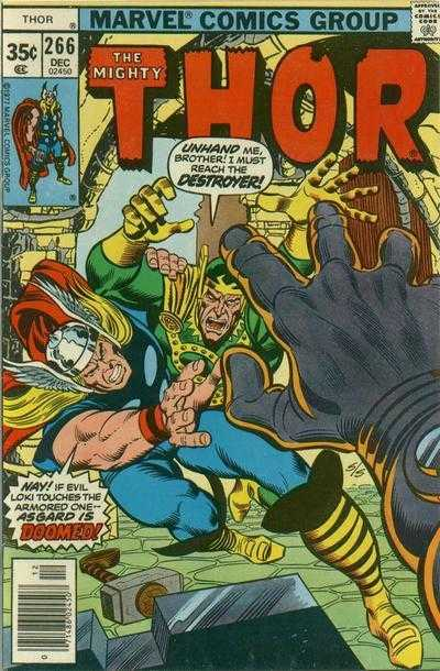 The Mighty Thor #266