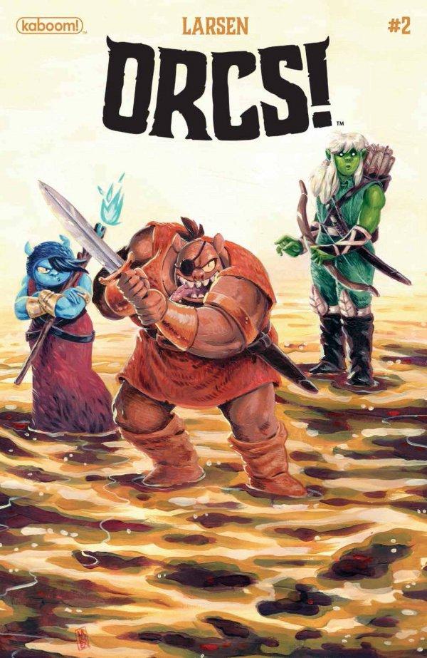 Orcs! #2