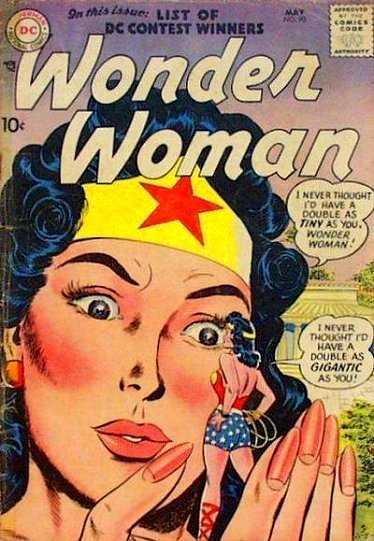 Wonder Woman #90