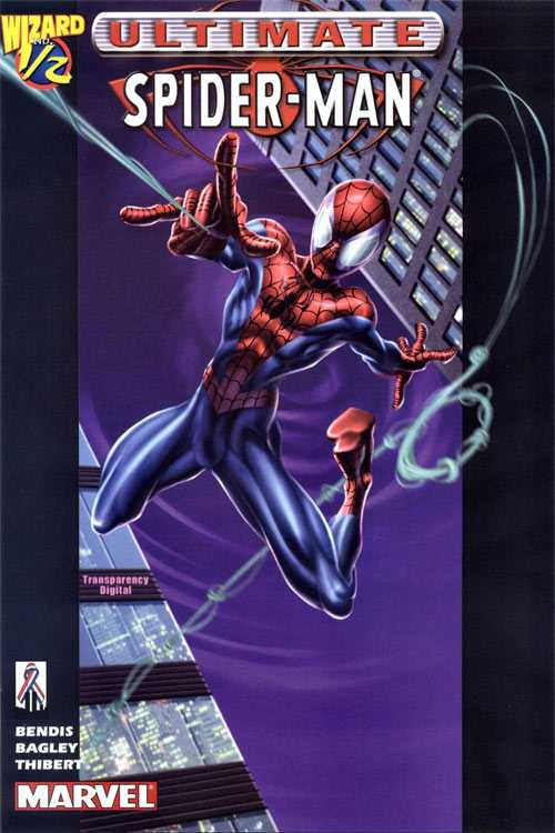 Ultimate Spider-Man #½