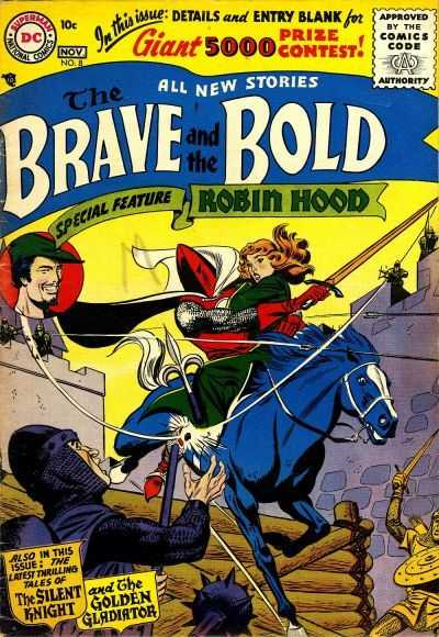 The Brave and the Bold #8