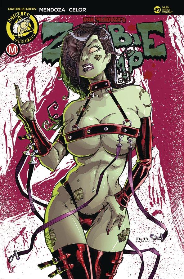 Zombie Tramp #49
