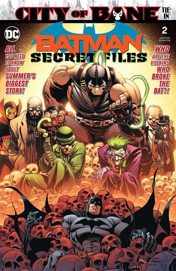Batman Secret Files #2