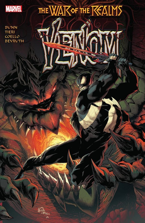 The War of the Realms: Venom TP
