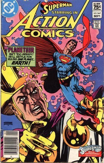 Action Comics #547