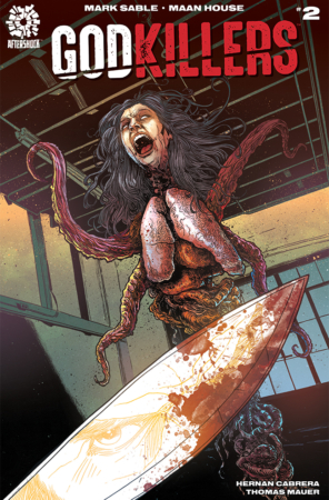 Godkillers #2 review