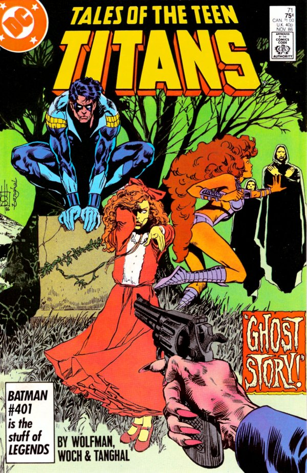 Tales of the Teen Titans #71