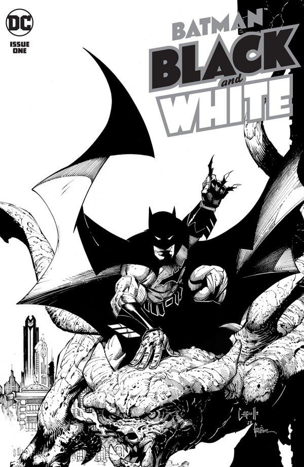 Batman: Black and White #1