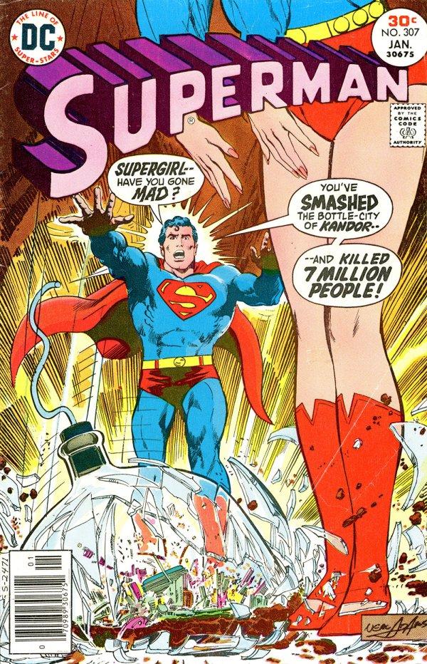 Superman #307
