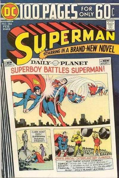 Superman #284