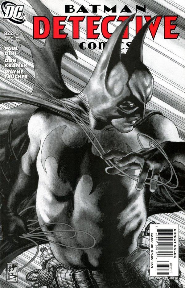 Detective Comics #822