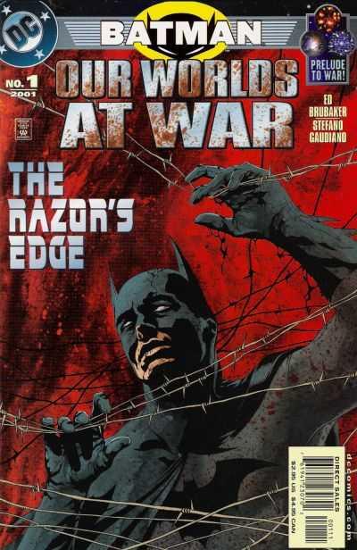 Batman: Our Worlds at War #1