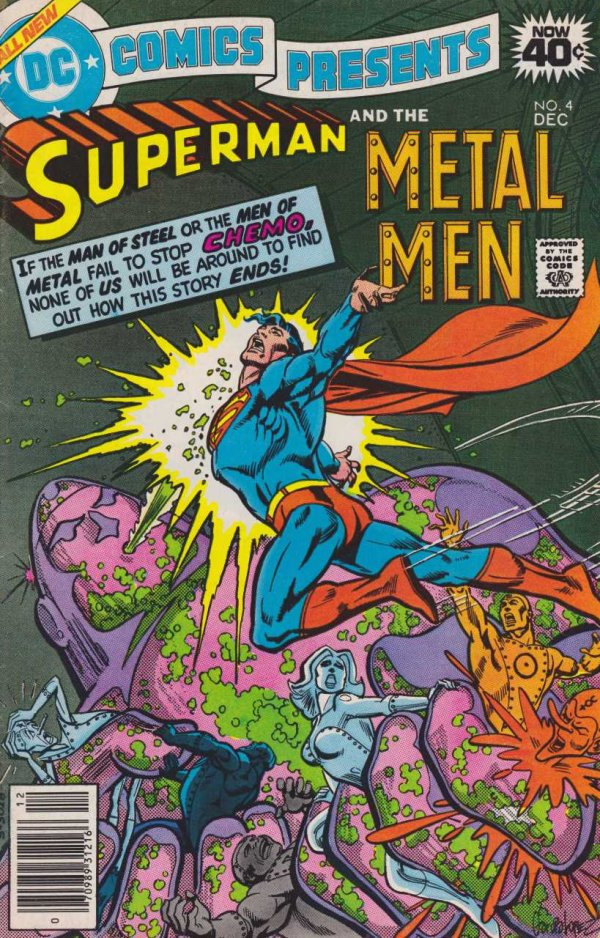 DC Comics Presents #4
