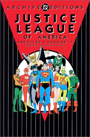 Justice League of America Archives Vol. 7 HC