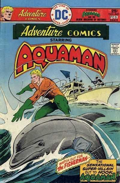 Adventure Comics #443