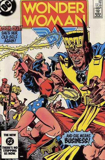 Wonder Woman #316