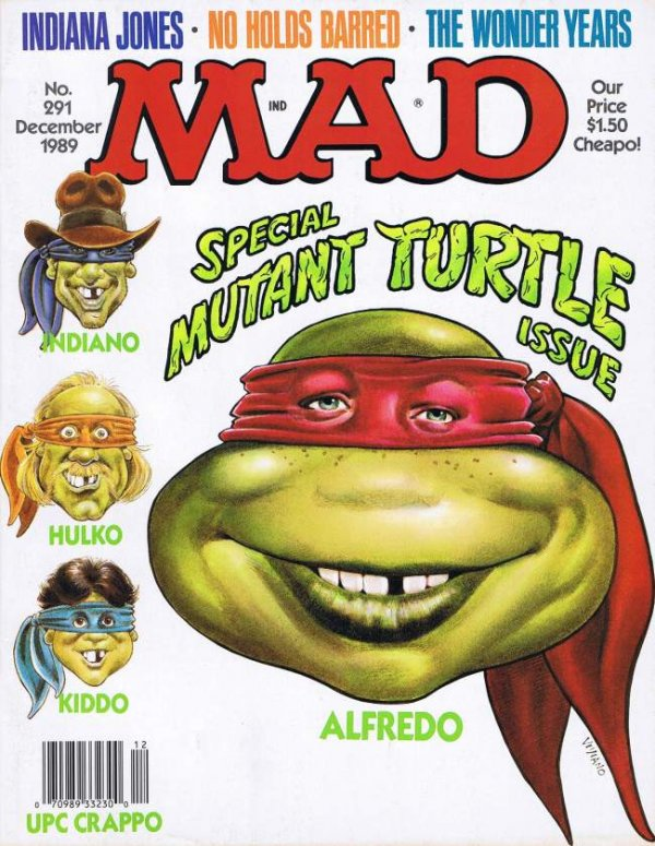 Mad Magazine #291
