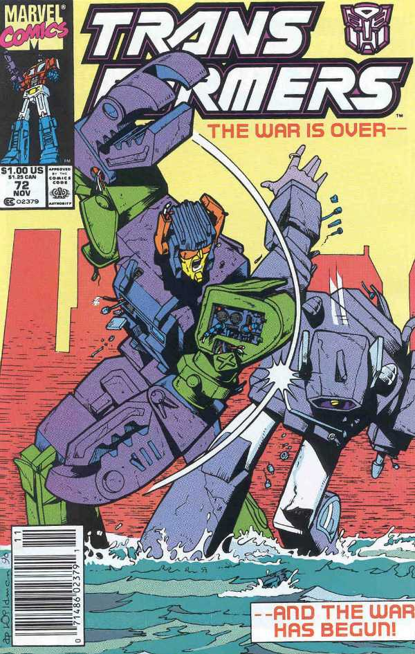 The Transformers #72