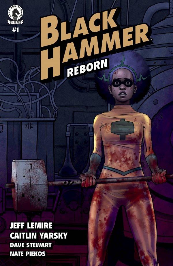 Black Hammer: Reborn #1