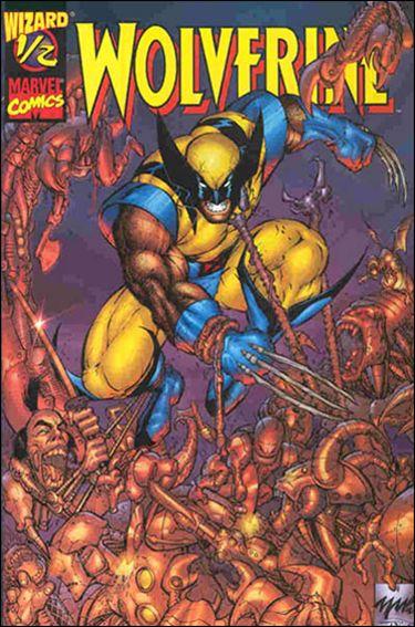 Wolverine #1/2