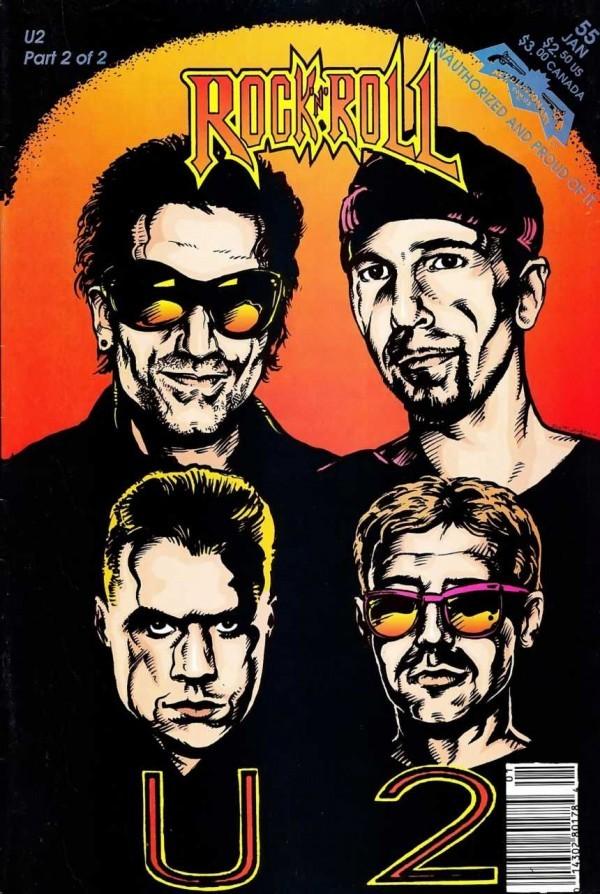 Rock 'n' Roll Comics #55