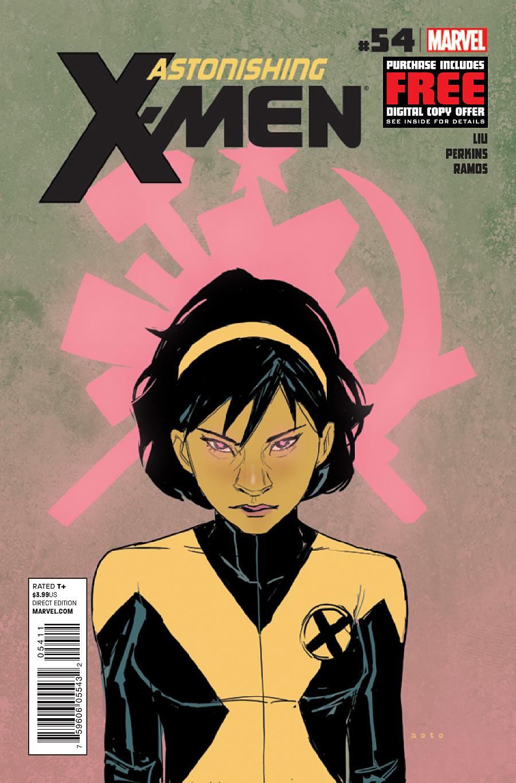 Astonishing X-Men #54