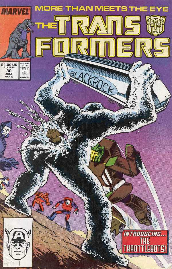 The Transformers #30