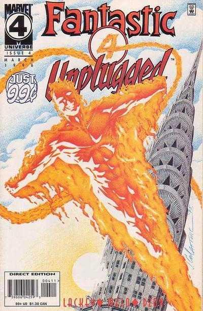 Fantastic Four Unplugged #4