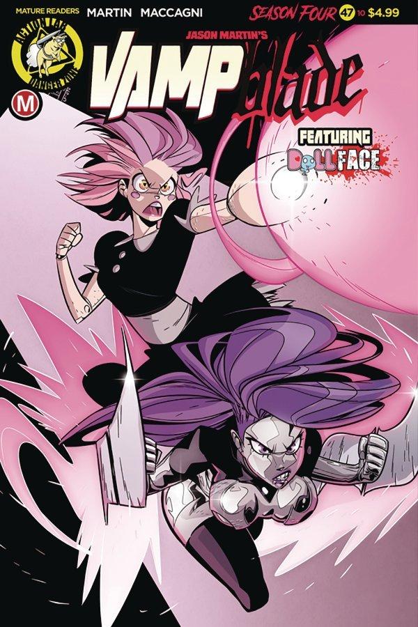 Vampblade: Season 4 #10