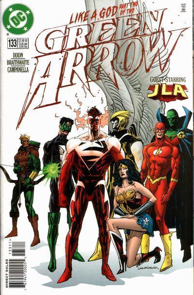 Green Arrow #133