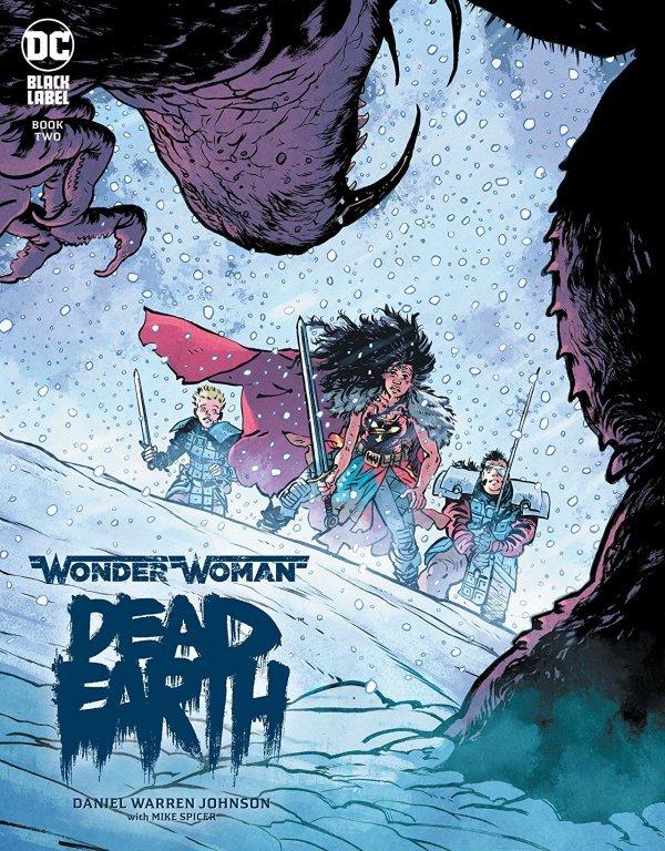 Wonder Woman: Dead Earth #2