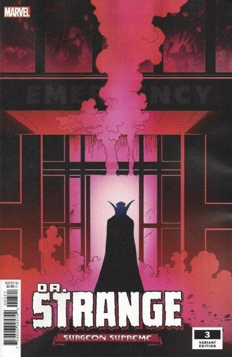 Dr. Strange #3