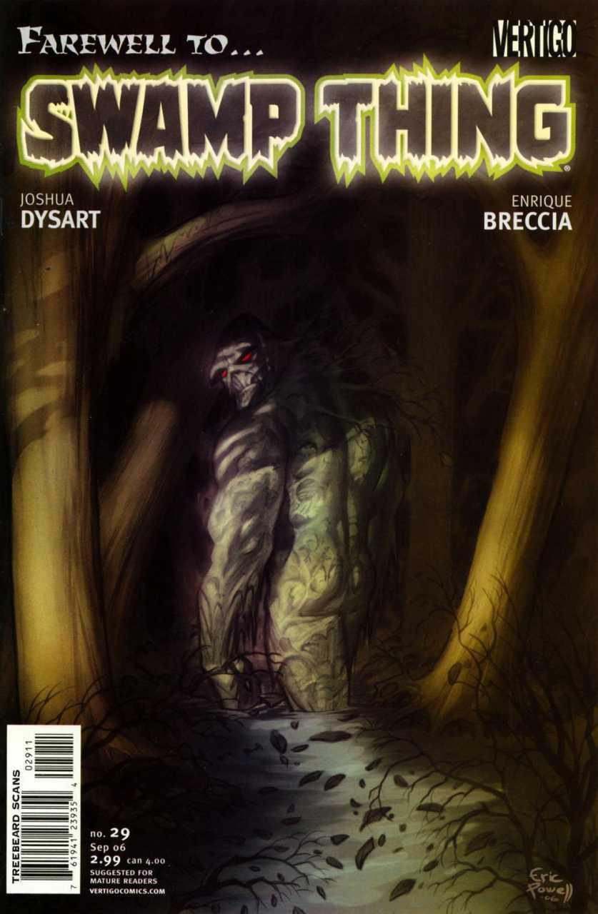 Swamp Thing #29