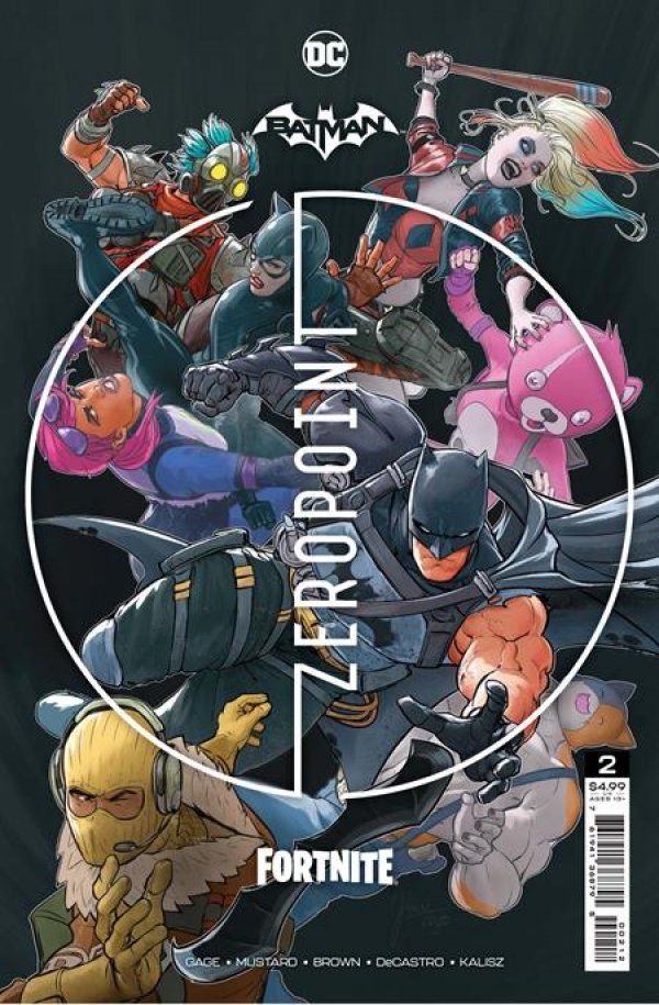 Batman / Fortnite: Zero Point #2