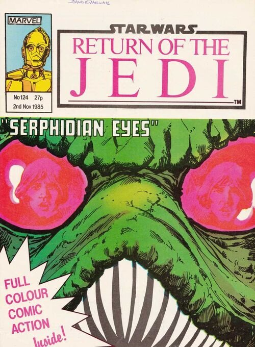Return of the Jedi Weekly #124