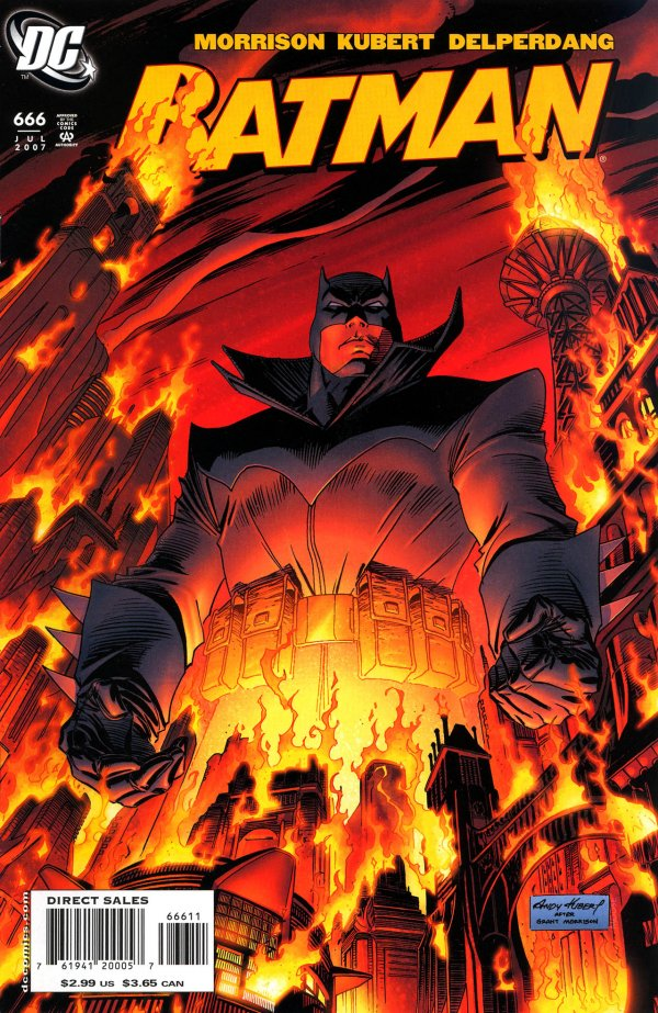 Batman #666