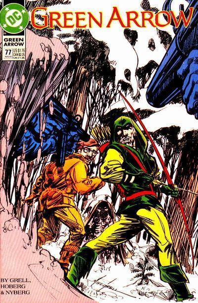 Green Arrow #77