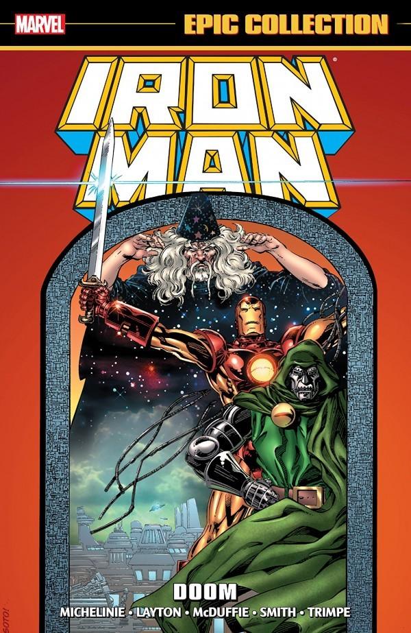 Iron Man: Epic Collection - Doom TP Reviews